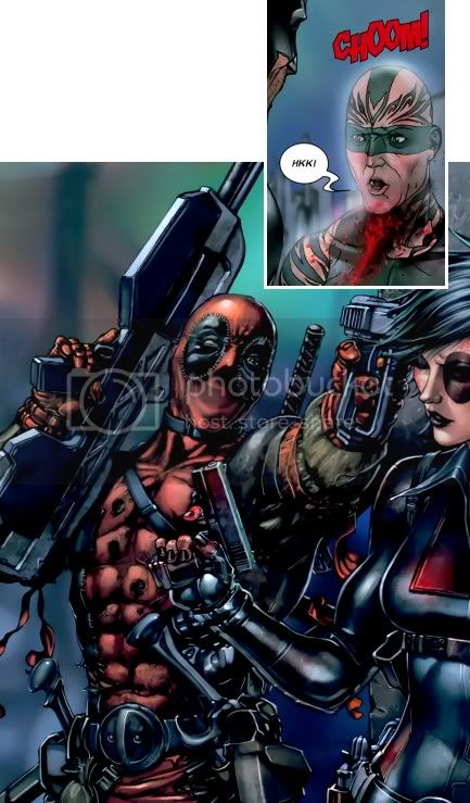 X-Force & Cable: Guerra Messinica
